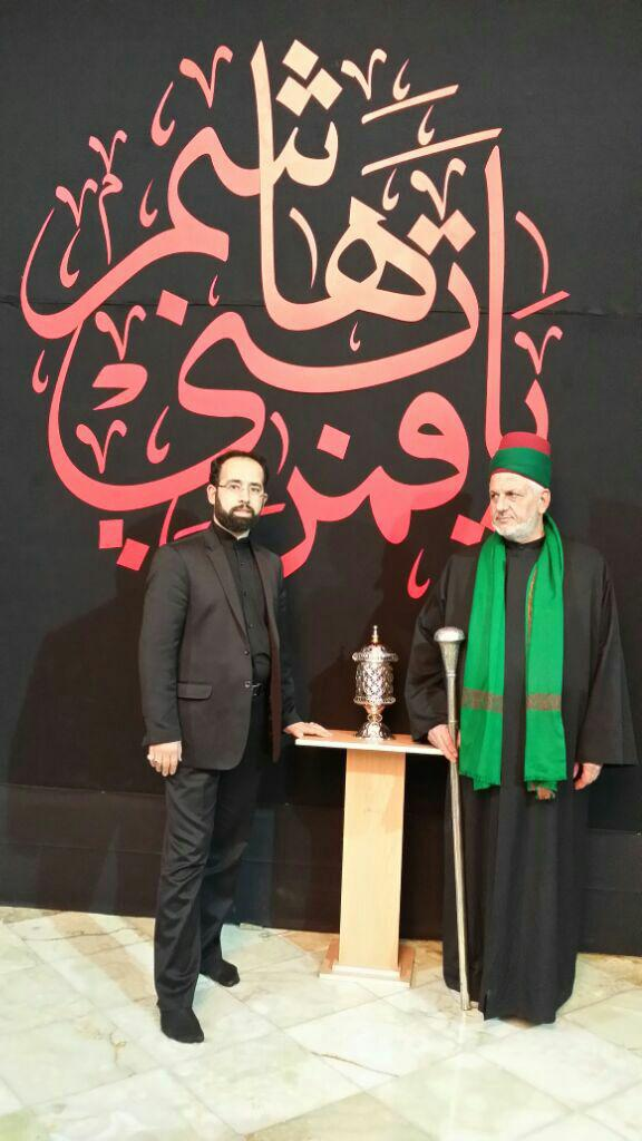 photo 2016 09 03 09 12 18 %پرچم دوزی الزهرا اصفهان