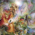 بهشت آدم و حوا 120x120 %پرچم دوزی الزهرا اصفهان